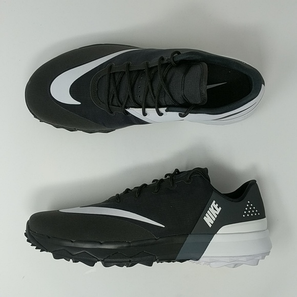 65cf16c04e5eb Nike FI Flex Mens Golf Shoes Multiple Sizes Black